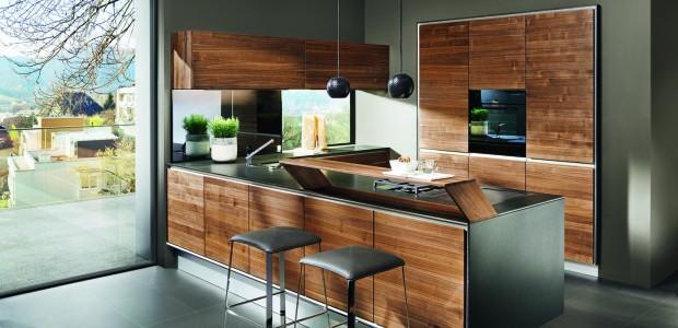 Moderní kuchyně, kuchyňské linky a spotřebiče