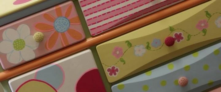 Komody a nábytek pro děti