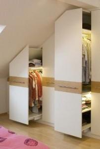 Nábytek - skříně