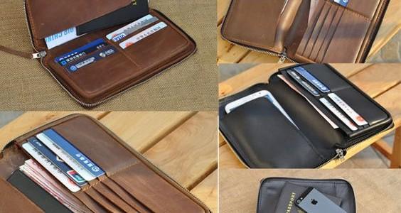 Víte jak se starat o pánské peněženky?