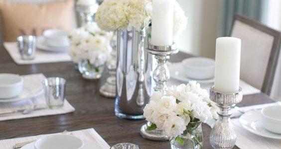 Dřevěný nebo skleněný jídelní stůl?
