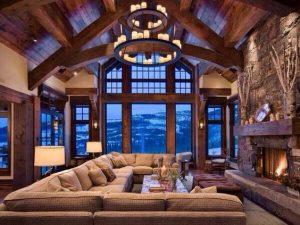Nábytok do obývačky.