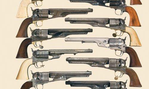 Perkusní zbraně a jejich významné uplatnění
