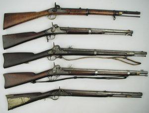 perkusné zbraně