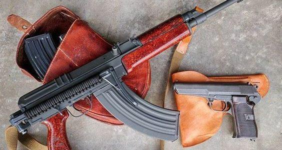 Samopal vz. 58 – zbraň naší pěchoty